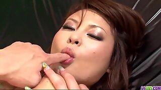 Airi Ai superb scenes of mind blowing hardcore sex  - More at 69avs com