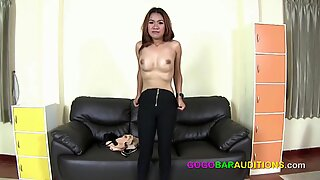 18-vuotias thai tyttö casting tulla gogo tanssija
