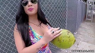Paksu latinalaisamerikkalainen chonga