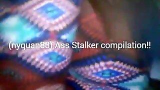 Ass Stalker compilation