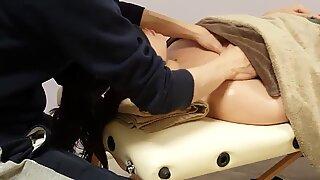 Japanese aroma oil massage 3