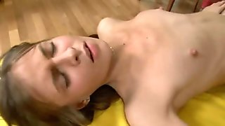 Zannas anal adventure from germany