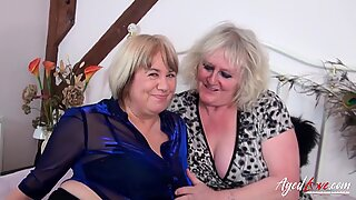 AgedLovE Claire Knight and Trisha Hardcore Group