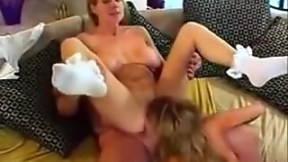 Twin Sisters Do Anal
