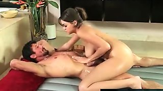 Hot Sexy Babe Gives Nuru Massage And Handjob 21