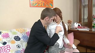 Sleem tiener ajenda gets kont fucked hard