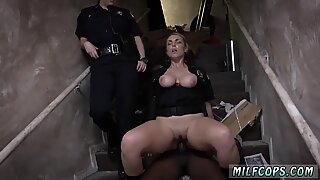 Milf party and mom handjob cum Street Racers get more than they bargained for
