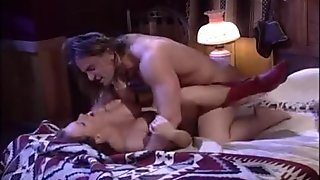 Cowgirl comes home for fuck