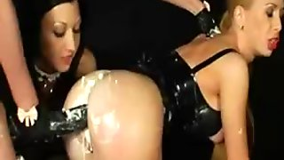 brutally brutal anal games with cream