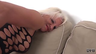 bbw thick milf banged by bbc