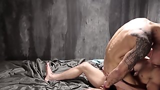 Rough Bareback Play By Asian Soldier Boys