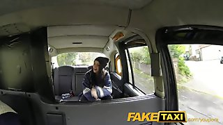 FakeTaxi Young teen wants second helpings