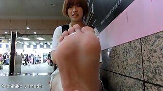 Japanilainen erinomainen jalkapohjat taipei nanakossa 168cm 24,5cm 22yo