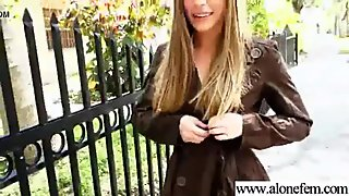 Girl Strip And Insert In Holes All Kind Of Stuffs vid-10