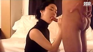 Two korean girls banged by horny man feature