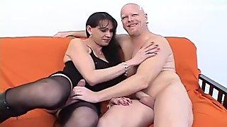 Excellent Latina Anal porn action. Bon Appetit